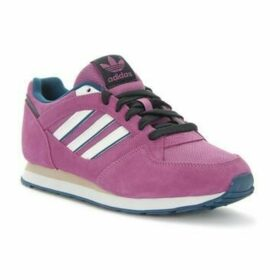 adidas  ZX 100 W  women's Shoes (Trainers) in Pink