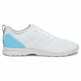 adidas  ZX Flux Adv Smooth W  women's Shoes (Trainers) in White