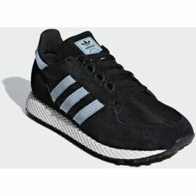 adidas  Forest Grove W  women's Shoes (Trainers) in Black