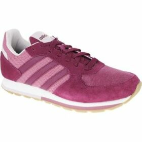 adidas  8K  women's Shoes (Trainers) in Pink