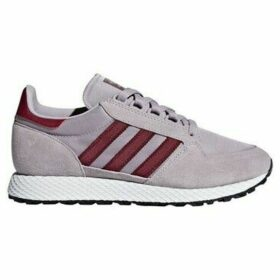 adidas  Forest Grove W  women's Shoes (Trainers) in Pink