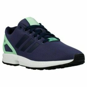 adidas  ZX Flux W Light Flash Green  women's Shoes (Trainers) in multicolour