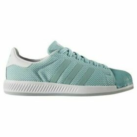 adidas  Superstar Bounce W Easmineasminftwwht  women's Shoes (Trainers) in multicolour