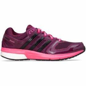 adidas  Questrar Boost W  women's Running Trainers in multicolour
