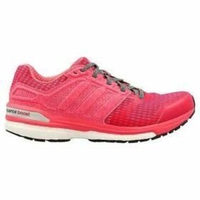 adidas  Supernova Sequence Bopinksuppnkfrogrn  women's Running Trainers in multicolour
