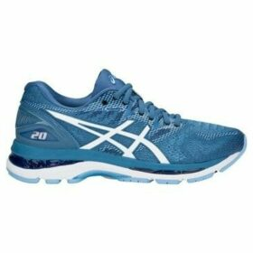 Asics  Gelnimbus 20  women's Running Trainers in Blue
