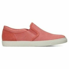 Clarks  Glove Puppet  women's Slip-ons (Shoes) in Pink