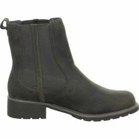 Clarks  Orinoco Hot  women's Low Ankle Boots in Grey