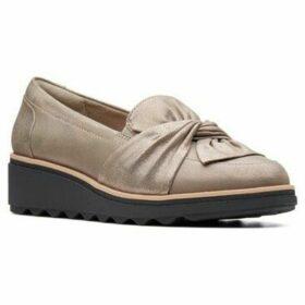 Clarks  Sharon Dasher  women's Slip-ons (Shoes) in multicolour