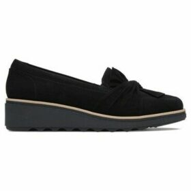 Clarks  Sharon Dasher  women's Shoes (Trainers) in Black