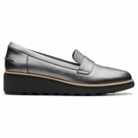 Clarks  Sharon Gracie  women's Shoes (Trainers) in multicolour