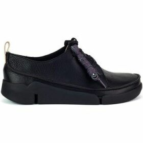Clarks  Tri Clara  women's Shoes (Trainers) in Black