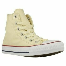 Converse  Chuck Taylor All Star  women's Shoes (High-top Trainers) in Beige