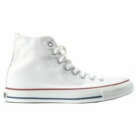 Converse  All Star HI Optical White  women's Shoes (Trainers) in White