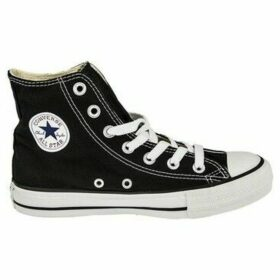 Converse  Chuck Taylor  women's Shoes (High-top Trainers) in Black