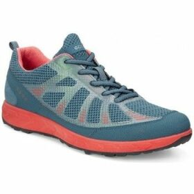 Ecco  Women Terra Crosscut Low  women's Running Trainers in Blue