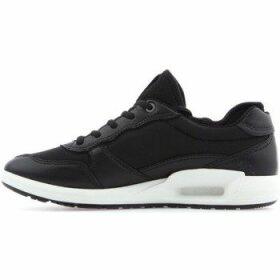 Ecco  CS16  women's Shoes (Trainers) in Black