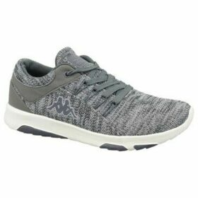 Kappa  Snazzy II  women's Shoes (Trainers) in Grey