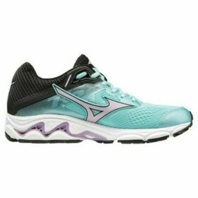 Mizuno  Wave Inspire 15  women's Running Trainers in multicolour