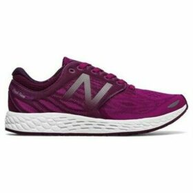 New Balance  Fresh Foam Zante V3  women's Running Trainers in Purple