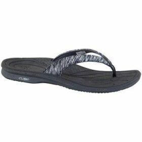 New Balance  6073  women's Flip flops / Sandals (Shoes) in multicolour