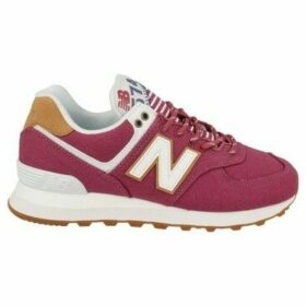 New Balance  WL574SYF  women's Shoes (Trainers) in multicolour