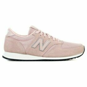 New Balance  420  women's Shoes (Trainers) in Pink