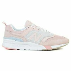 New Balance  997  women's Shoes (Trainers) in multicolour