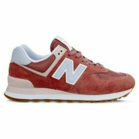 New Balance  WL574FLD  women's Shoes (Trainers) in multicolour