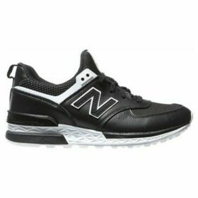 New Balance  WS574RB  women's Shoes (Trainers) in Black