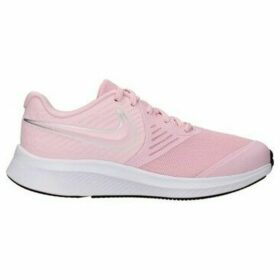 Nike  Star Runner 2 GS  women's Shoes (Trainers) in Pink
