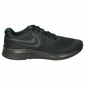 Nike  Star Runner 2 GS  women's Shoes (Trainers) in Black