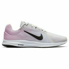 Nike  Wmns Downshifter 8  women's Running Trainers in Grey