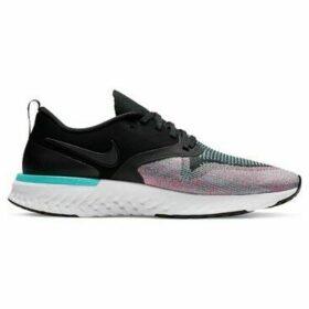 Nike  W Odyssey React 2 Flyknit  women's Running Trainers in Black