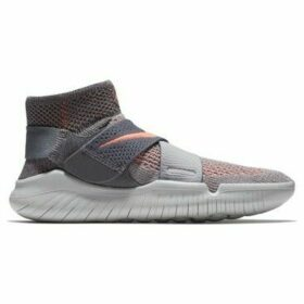 Nike  W Free RN Motion FK 2018  women's Running Trainers in Grey