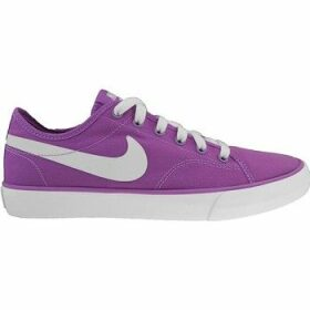 Nike  Wmns Primo Court Canvas  women's Shoes (Trainers) in multicolour