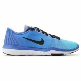 Nike  Flex Supreme TR 5 Fade  women's Shoes (Trainers) in Blue