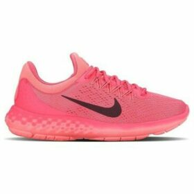 Nike  Wmns Lunar Skyelux  women's Running Trainers in Pink