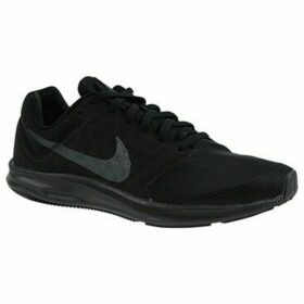 Nike  Downshifter 7 Wmns  women's Running Trainers in Black