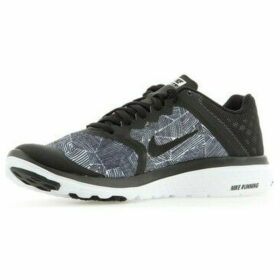 Nike  Wmns FS Lite Run 3 Print  women's Running Trainers in Black