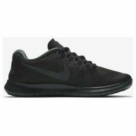 Nike  Free 2017 880840 003  women's Running Trainers in Black