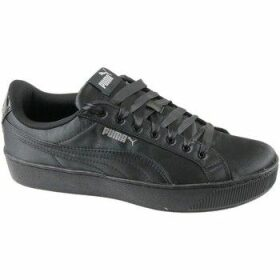 Puma  Vikky Platform EP  women's Shoes (Trainers) in Black