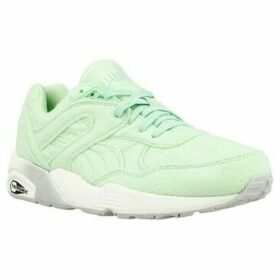 Puma  R698  women's Shoes (Trainers) in multicolour