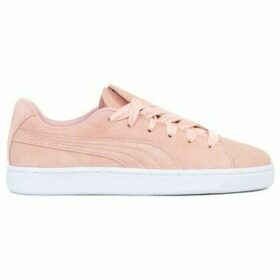 Puma  Suede Crush Wns  women's Shoes (Trainers) in Pink