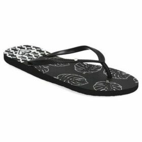 Roxy  Bermuda II  women's Flip flops / Sandals (Shoes) in Black