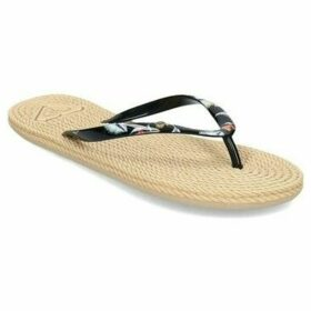 Roxy  ARJL100685BL0  women's Flip flops / Sandals (Shoes) in Beige