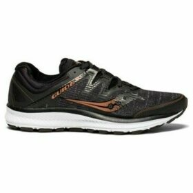 Saucony  Guide Iso W  women's Running Trainers in Black