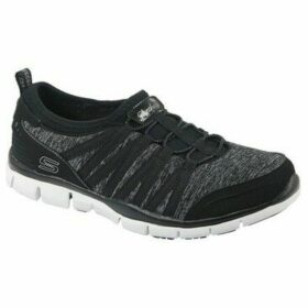 Skechers  Gratis  women's Slip-ons (Shoes) in Black