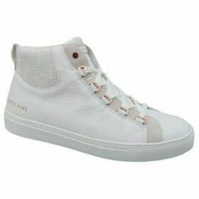 Skechers  Side Street Coreset HI  women's Shoes (High-top Trainers) in White