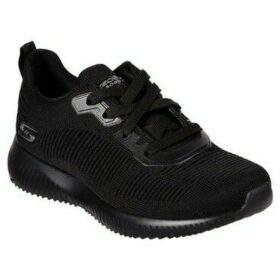 Skechers  Bobs Squad Tough  women's Shoes (Trainers) in Black